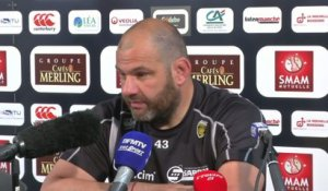 Rugby - Top14 : Collazo «On montre qu'on est un peu là»