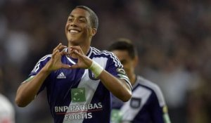 Le superbe but de Youri Tielemans