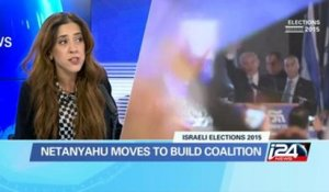 i24news' diplomatic correspondent Tal Shalev on the coalition