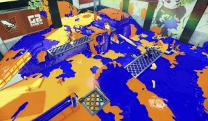 Splatoon (WIIU) - Global Testfire Demo !