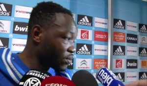Foot - L1 - OM : Mandanda «On savoure»