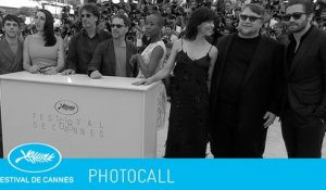 JURY -photocall- Cannes 2015