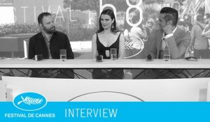 LOBSTER -interview- (vf) Cannes 2015