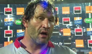 TOP14 - Oyonnax-Lyon: Interview Lionel Nallet