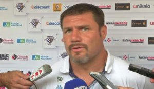 Rugby - Top 14 - AB : Noriega «On va souffrir»
