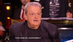 Commenter l'Eurovision, tout un art selon Guy Carlier