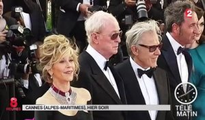 "Vent de folie à Cannes après la projection de ""Youth"""