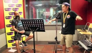 "The hitz fm Morning Crew ""Flappy Mamak"" Voiceover Audition"