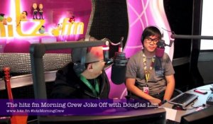 The Morning Crew Joke Off with Douglas Lim!