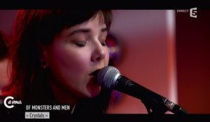 "Of Monsters and Men ""Crystals"" - C à vous - 03/06/2015"