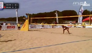 LIVE Beach Volley Series 1 - Torcy (REPLAY)