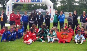 Diaporama photos Tournoi National U11 à Beaumont sur Sarthe