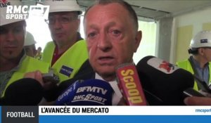 Mercato, Lacazette, Bleues... Aulas fait le point