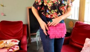 Dance and Tricot : un sac à franges DIY