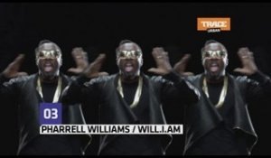 Will.i.am attaque Pharrell Williams en justice