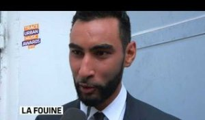 La Fouine (Trace Urban Music Awards 2013)