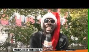 "Moussier Tombola t'attend au ""Samba Show"""