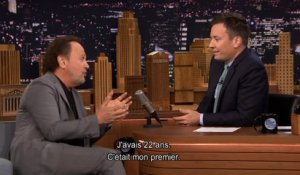 Billy Crystal parle de sa lune de miel chez Jimmy Fallon - Tonight Show du 16/06 sur MCM