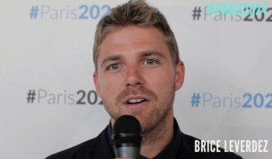 #Paris2024 : Brice Leverdez