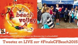 LIVE Beach Volley Finales 2015 - St Quay Portrieux (REPLAY) (2015-08-02 11:01:33 - 2015-08-02 12:52:40)