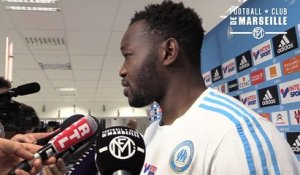 La reaction de Steve Mandanda sur la démission de Bielsa