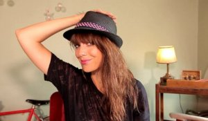 Dance and Tricot : customiser un chapeau en paille