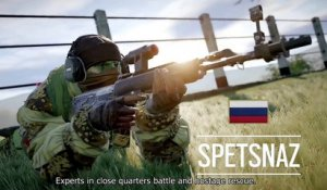Tom Clancy's Rainbow Six Siege - The Spetsnaz Unit
