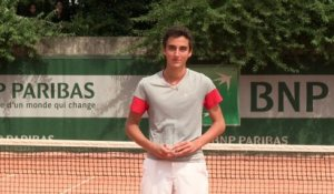 A la rencontre de Dan Added, champion de France 15-16 ans 2015
