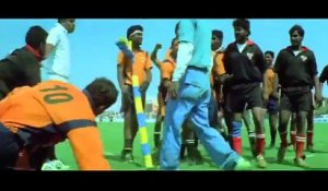 Le rugby version Bollywood