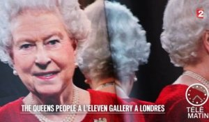 Culturété - The Queen's people à l'eleven Gallery à Londres - 2015/08/28