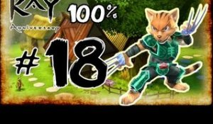 Legend of Kay Anniversary Walkthrough Part 18 (PS4, PS3, WiiU, PS2) 100% Beach of Waa-Lo