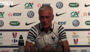 "Deschamps : ""Martial va changer de galaxie"""
