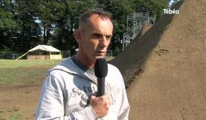 Briec. Finist'Air Show 2015 : Interview de Pascal Le Page
