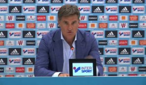 Foot - L1 - OM : Michel «Une grande satisfaction»