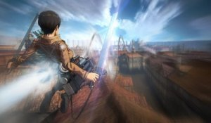 Attack on Titan - Bande-annonce TGS 2015