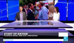 Start-up Nation  quand Israël mise sur l'innovation #Tech24