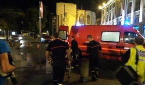 Lille: accident dans la station de metro Rihour