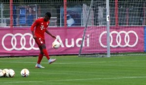 Bayern - Ribéry out, Coman superstar ?