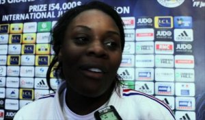 "GC Paris 2015 - Madeleine Malonga : "" Plus de folie, d'envie et de fougue """