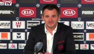 "Sagnol : ""On a fait le minimum mais le minimum vital"""