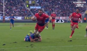 L'action du week-end - TOP14 J7
