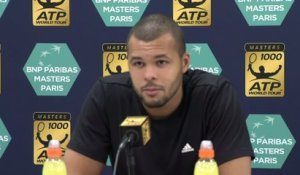 Tennis - ATP - Paris : Tsonga avait «envie de bien faire»