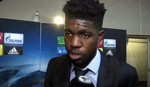 "Groupe H - Umtiti : ""On manque d'expérience"""