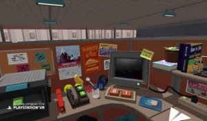 Job Simulator - Trailer PlayStation Experience 2015