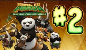Kung Fu Panda: Showdown of Legendary Legends Walkthrough Part 2 (PS3, X360, PS4, WiiU) Gameplay 2