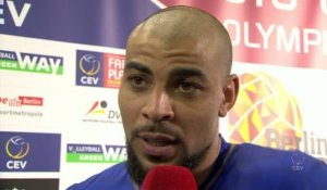 Volley - TQO : Ngapeth «On était cuit»