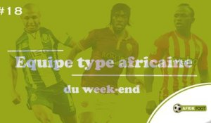 Le onze Afrik du week-end | #J18