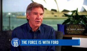 Quand  Harrison Ford tacle «son grand fan» Donald Trump
