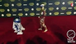 Star Wars 7 : avant-première de folie à Hollywood