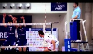VOLLEY BALL - TOURS / LYON : BANDE-ANNONCE